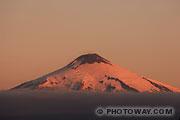 Fond d'écran Volcan du Chili