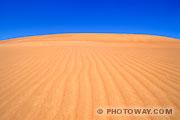 Wallpaper Dune désert