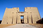 Fond d'écran temple Edfou Egypte