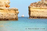 Fond d'écran bateau au Portugal