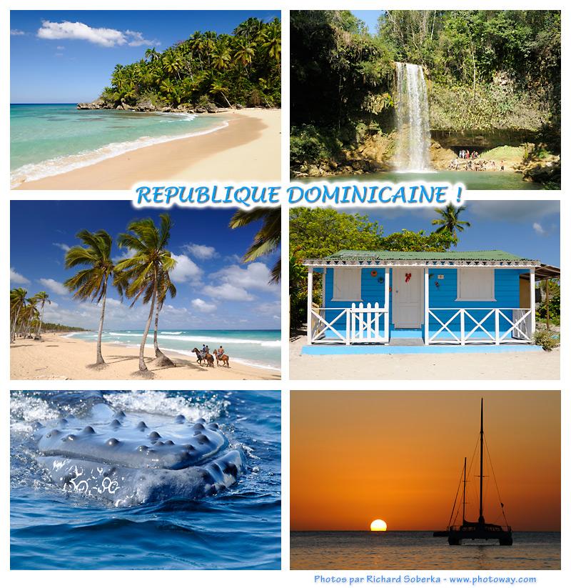 Carte postale de République Dominicaine