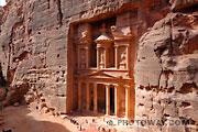 Photos de Petra en Jordanie