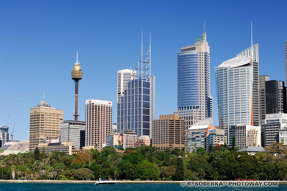 Q >> Photos immeubles modernes photo immeubles modernes Sydney