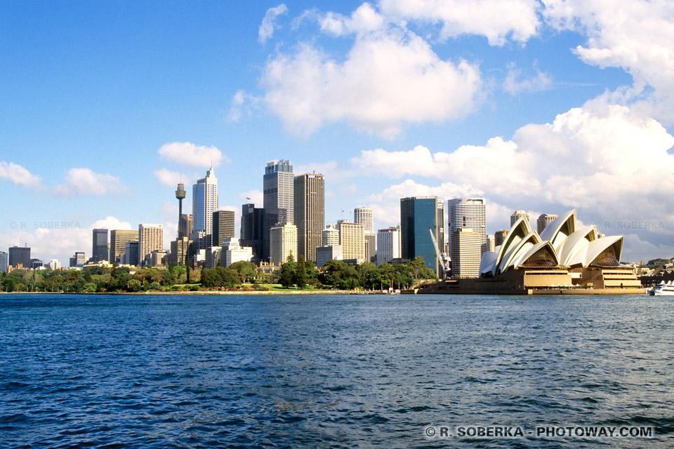Ville de Sydney Australie