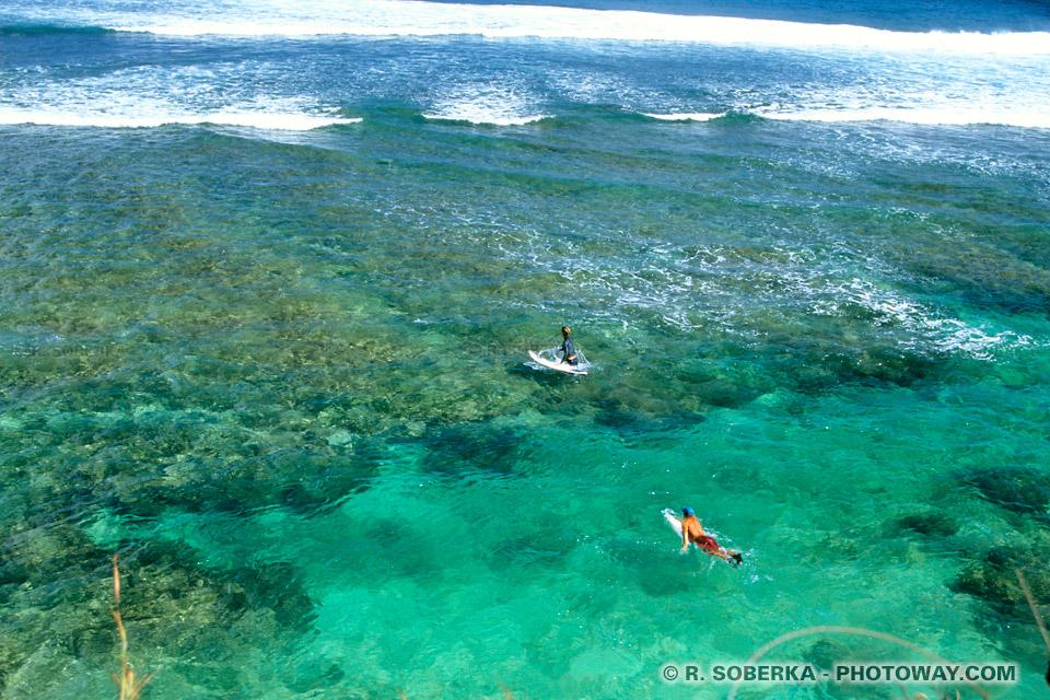 Surfers Uluwatu