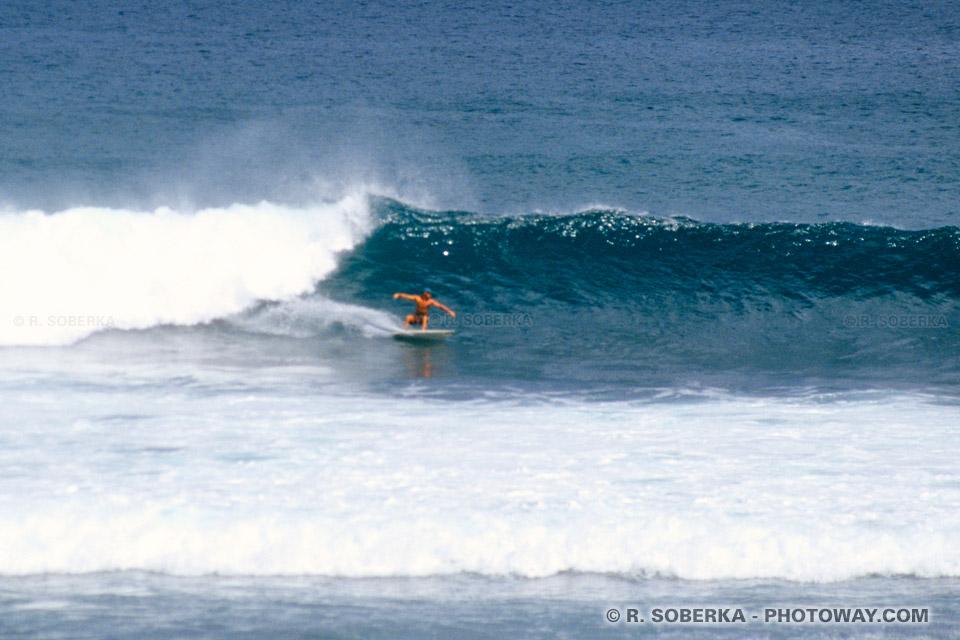 surfeur Australien à Bali