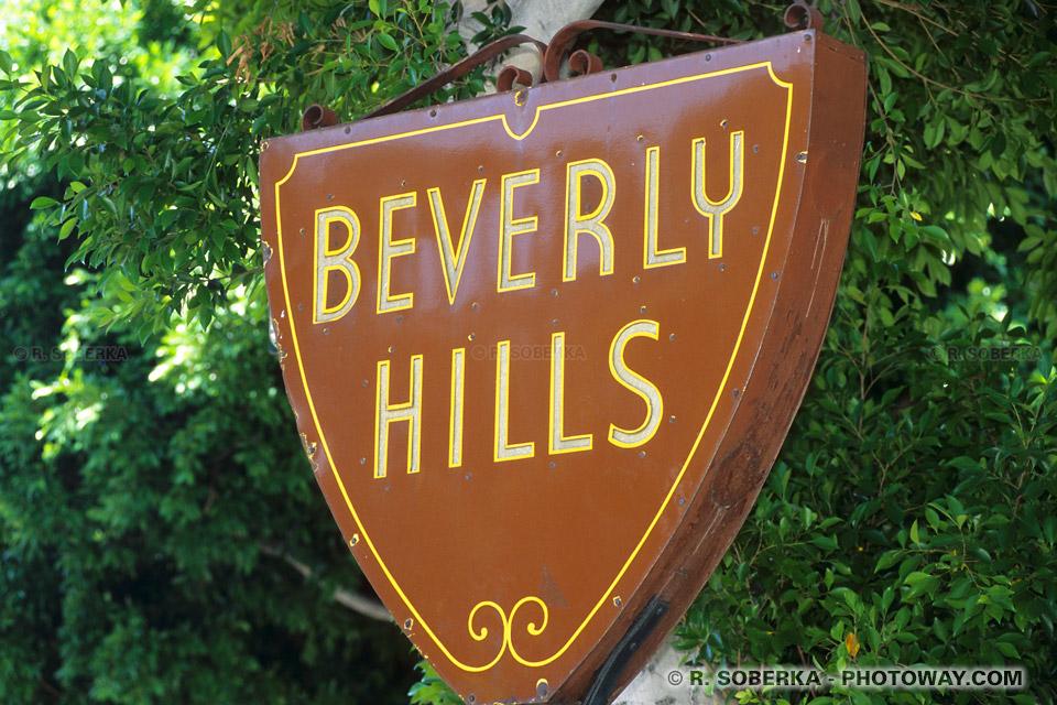 Photos d'Hollywood : photo de Beverly Hills à Los Angeles en Californie