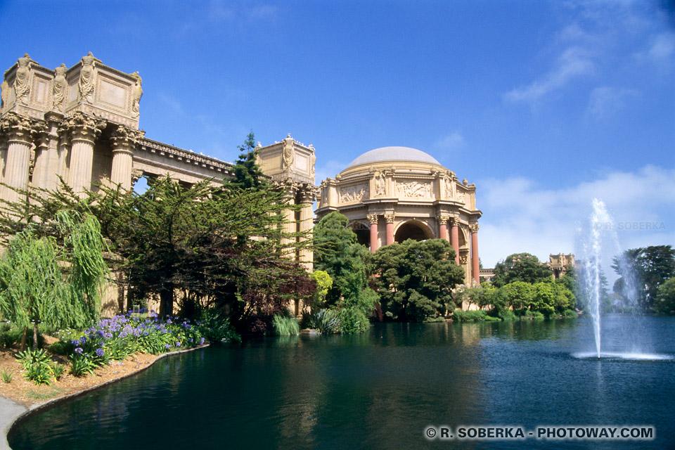 Photo du Musée des Beaux Arts de San Francisco - photos en Californie
