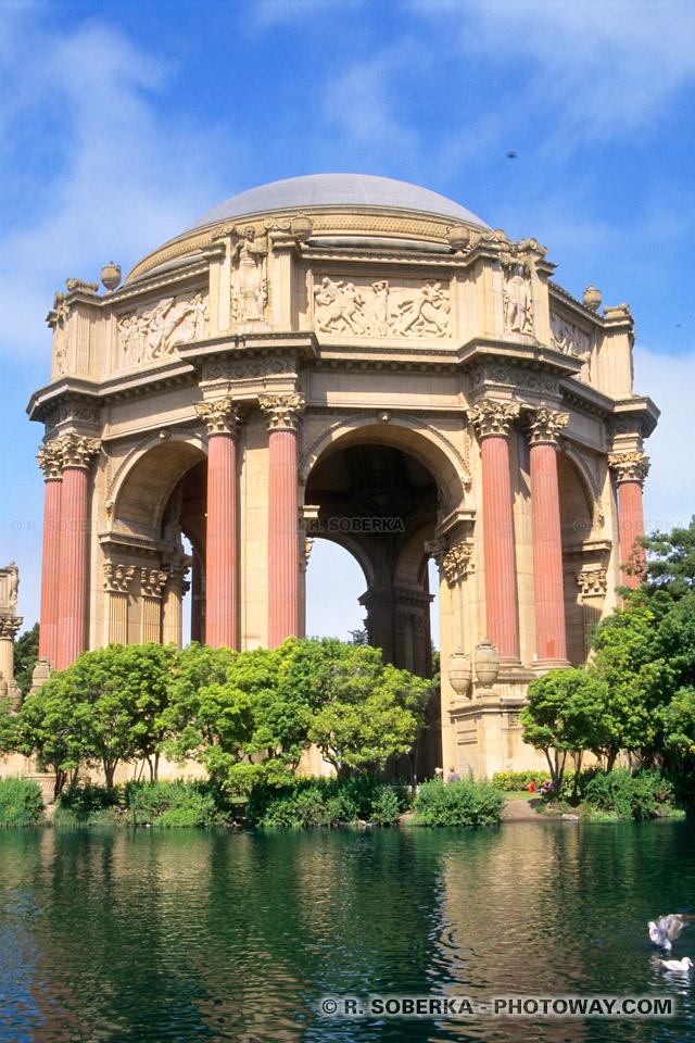 Photos de Frisco en Californie : photo du Musée de la ville San Francisco