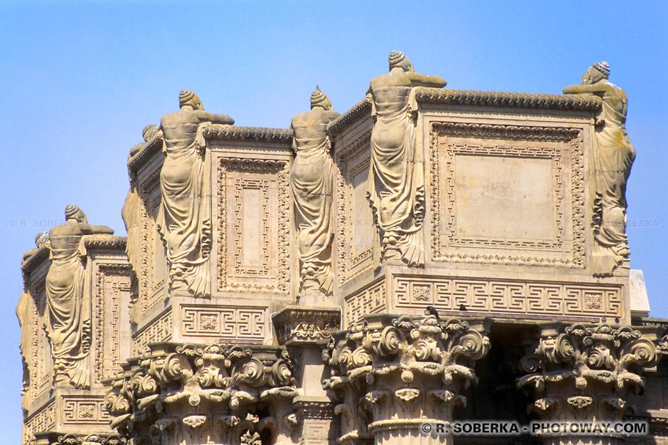 Photos d corations romaines photo d coration romaine san for Decoration romaine