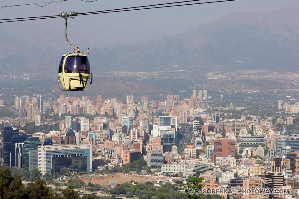 Images de Santiago capitale du Chili : Photos de la ville de Santiago
