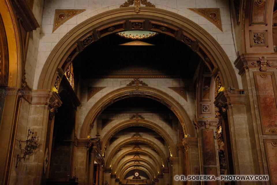 Image de l'architecture au Chili : Photo de la Cathédrale de Santiago