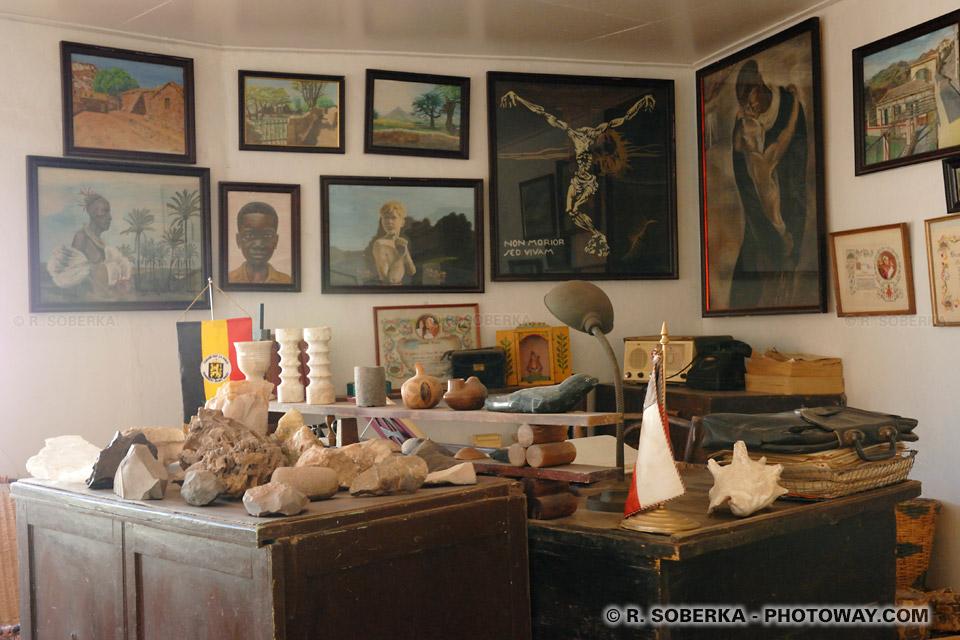 Photos du musée archéologique de San Pedro de Atacama au Chili