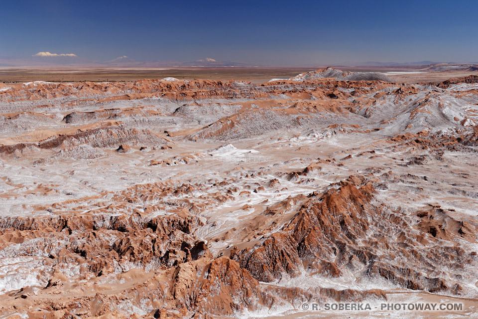 Photos de minerai au Chili photo du minerai du désert d'Atacama