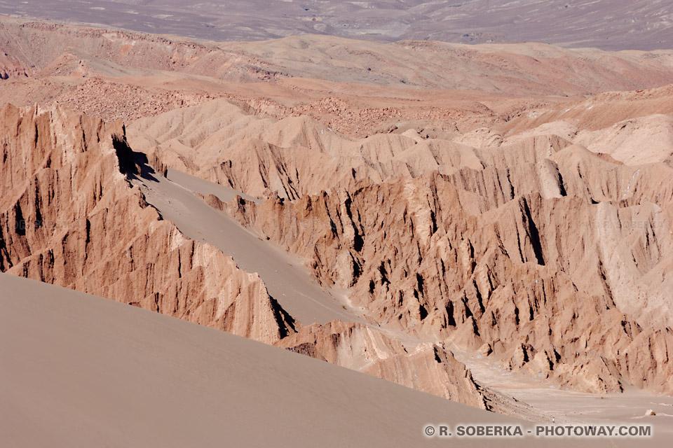 Vallée de la Mort image Vallée de la Mort au Chili