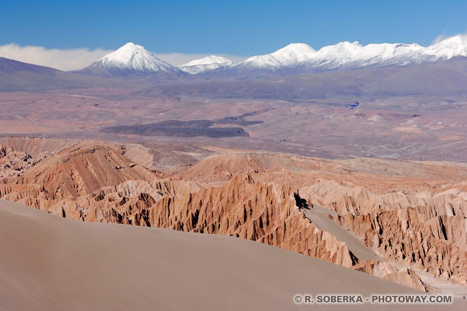 Photos du désert d'Atacama au Chili - photos désert de l'Atacama au Chili