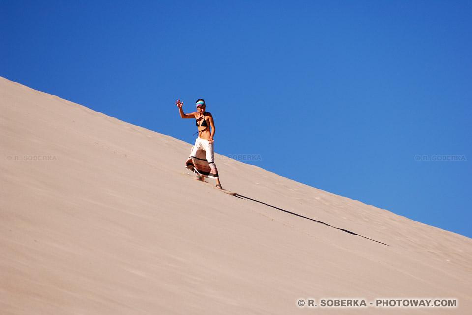 M 232 Tres D Altitude Dans Les Dunes De Sable De La Vall 233 E De La Luna