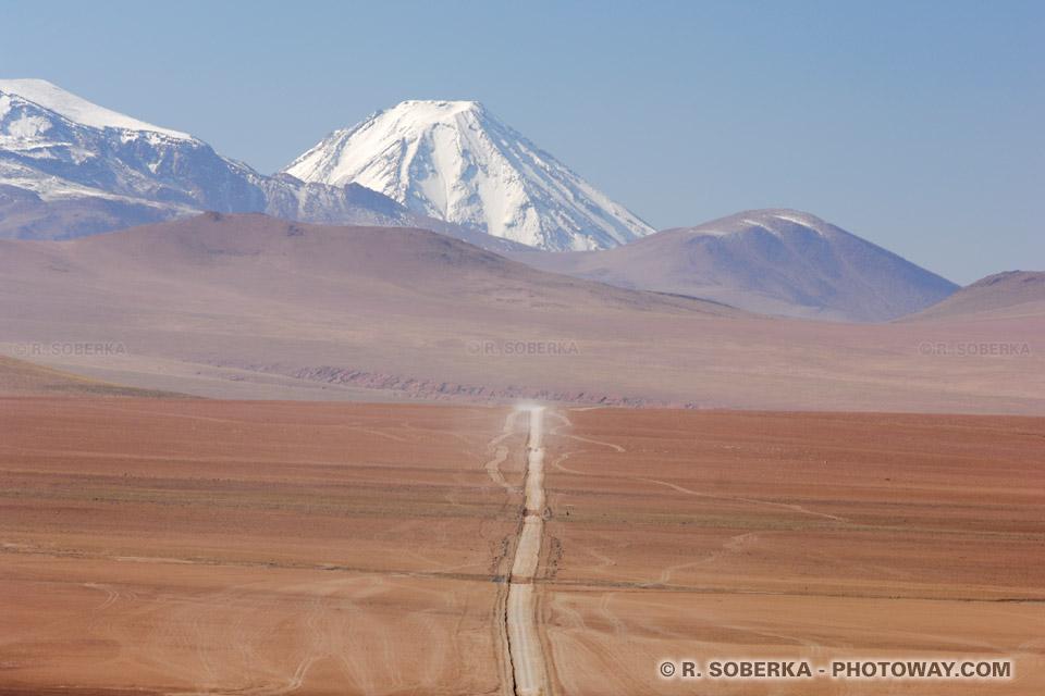 altiplano photo cordillère des Andes au Chili