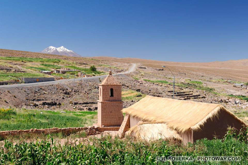 Socaire photos du village de Socaire au Chili
