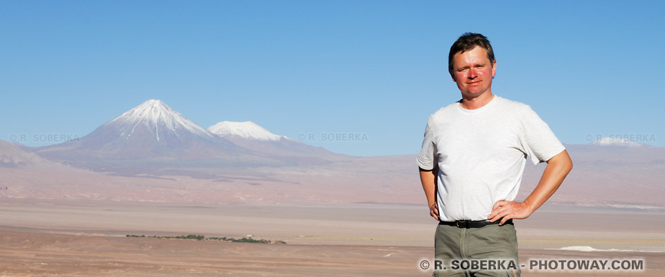 Tour du monde 2006 : Photo de la Sainte Vierge carnets de voyages à Santiago au Chili
