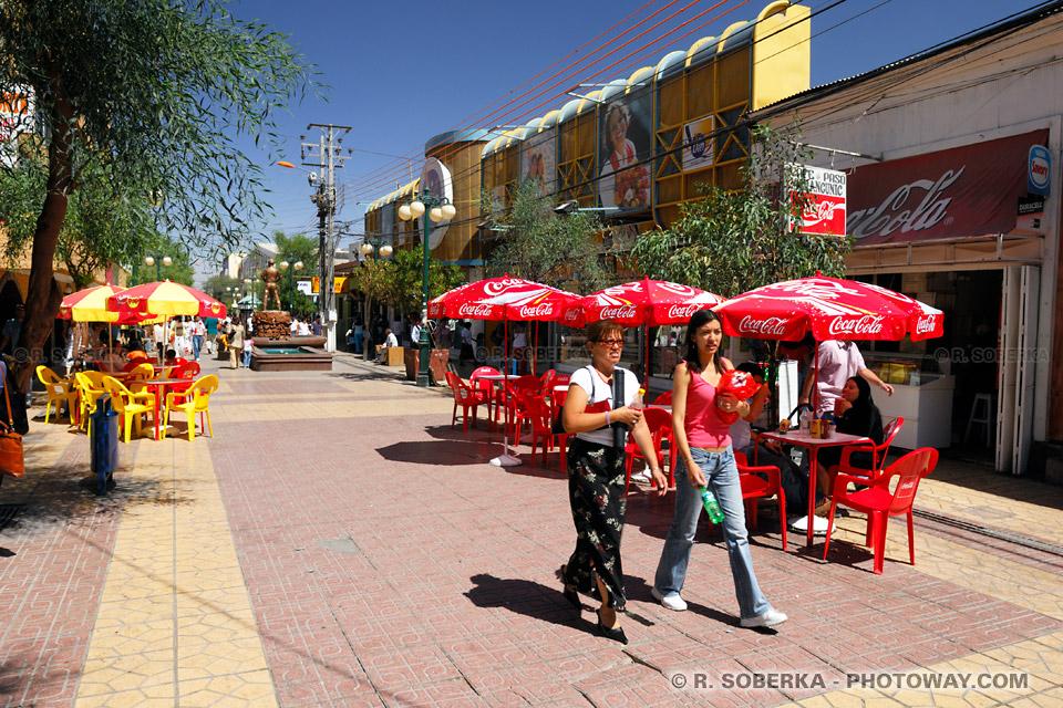 Calama photos la ville au Chili