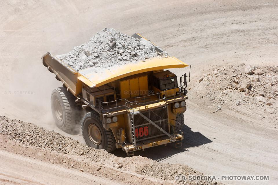 Photos de camions géants des monstres mécaniques