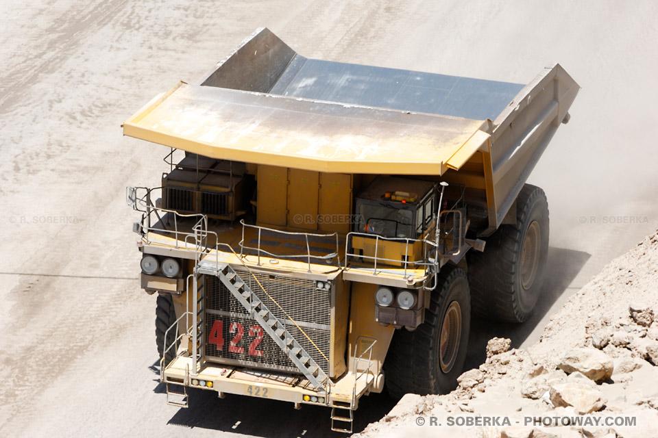 les plus grands camions au monde photos camions mine chuquicamata. Black Bedroom Furniture Sets. Home Design Ideas
