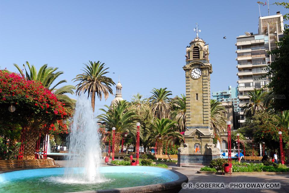 Antofagasta photo de la ville d'Antofagasta au Chili