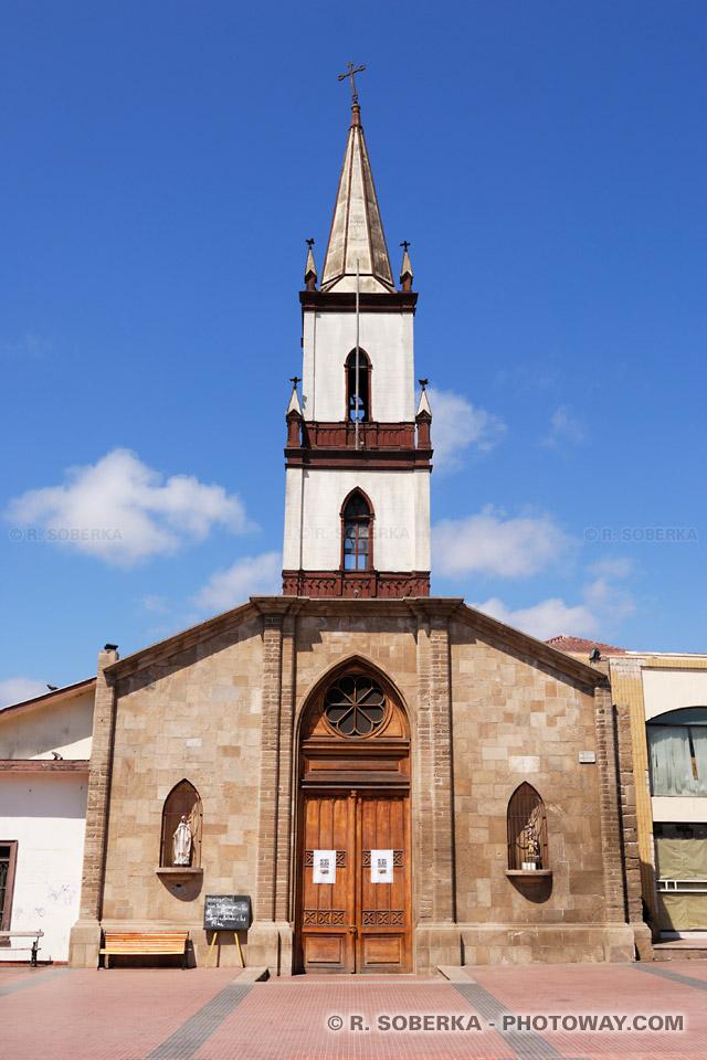 église à La Serena - Guide tourisme au Chili, visite de ville