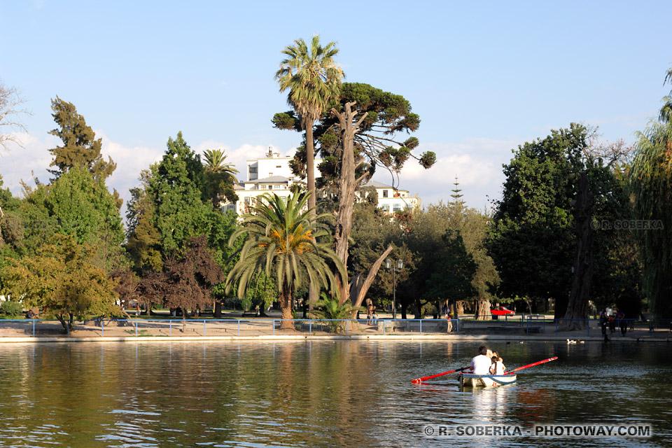 Image des Loisirs à Santiago : Photo du parc Quinta Normal