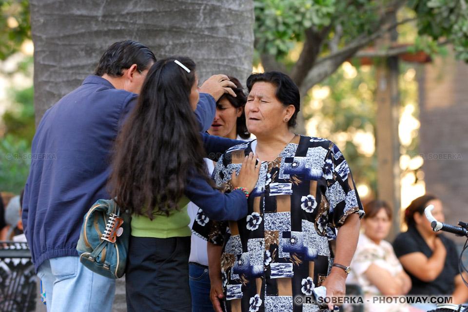 Images Photos d'exorcistes - photo d'un exorcisme à Santiago au Chili