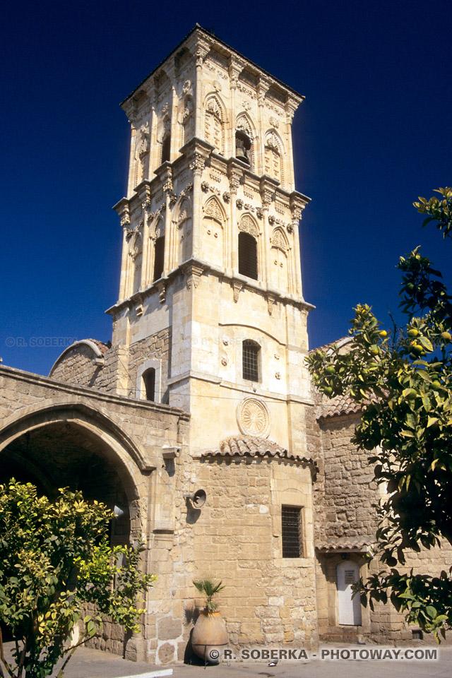 Histoire de l'île de Chypre Photos de l'église Saint-Lazare photo Larnaca