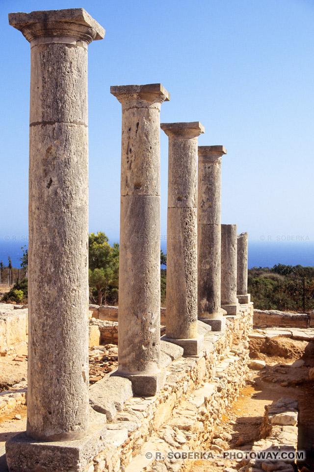 Images et Photos de vacances en méditerranée photo vacances à chypre