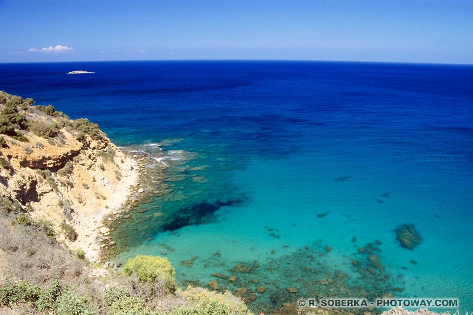 images Photo presqu'île d'Akamas à Chypre photos presqu'îles méditerannée