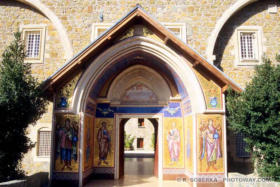 images Photos de monastères photo du Monastère orthodoxe de Kykko Chypre