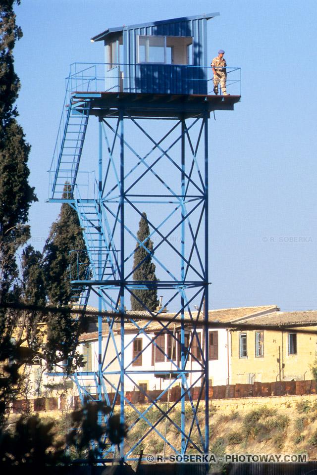 image Photos casques bleus de l'ONU à Chypre photo zone Libre de Chypre