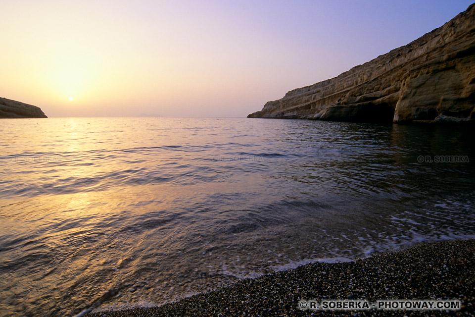 �������� ������ ���� ���� ������� SANT03_223-matala-couche-soleil.jpg