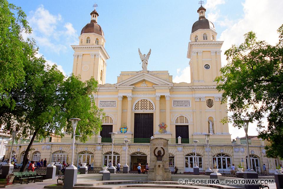 image Photos de Cathédrales à Cuba photo cathédrale de Santiago de Cuba
