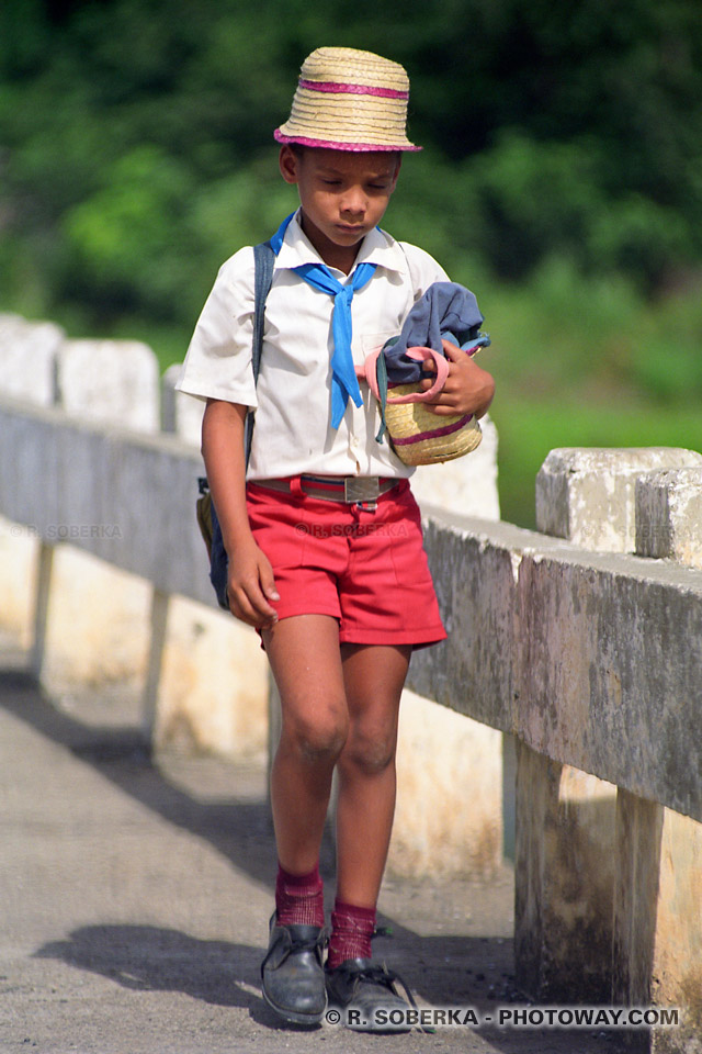 Garçon Cubain