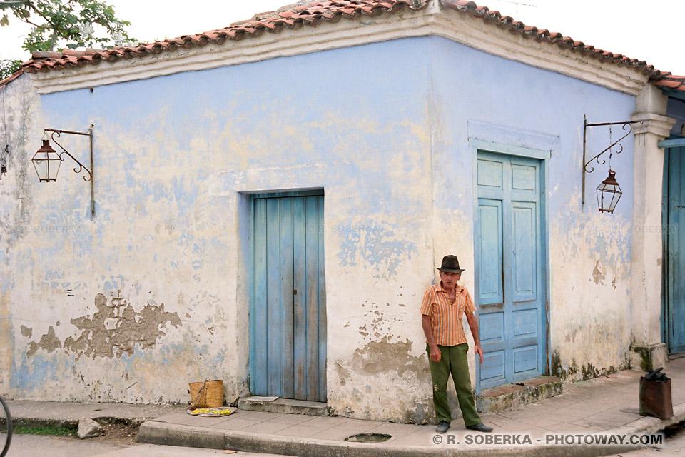 Image, photos de ruelles reportage photo à Cuba photos de Camagüay, voyages à Cuba sur Photoway.com
