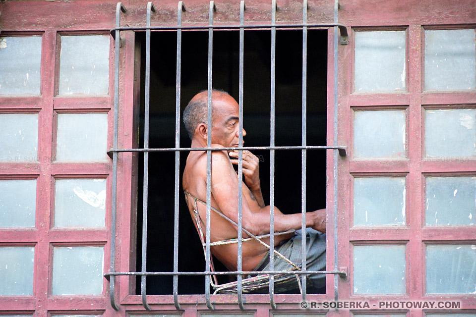 image de prisonnier Cubain