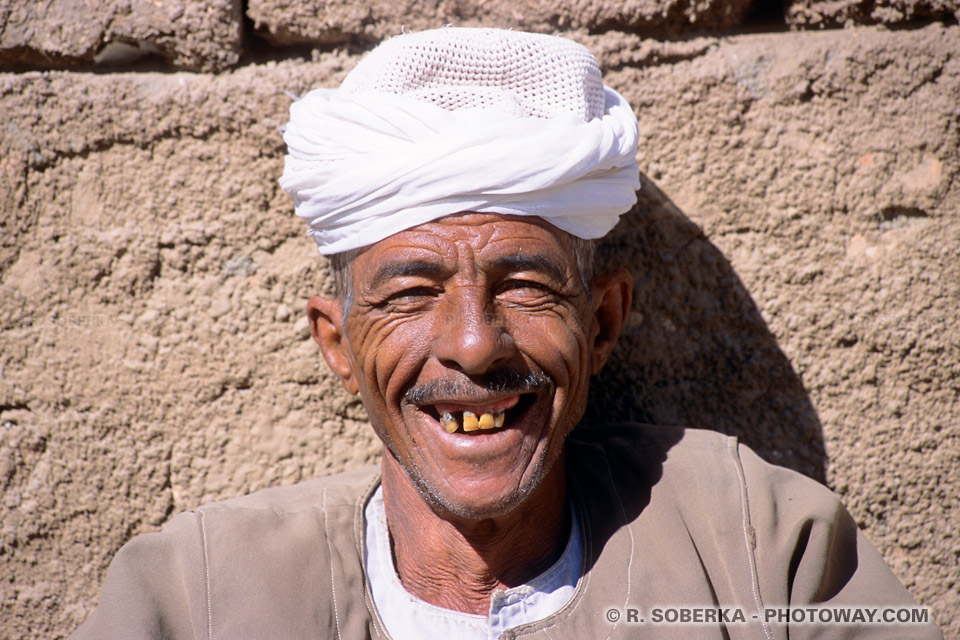 sourire édenté