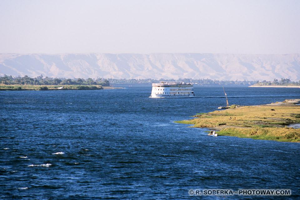 Croisière sur le Nil photos de bateaux croisière sur le Nil Egypte