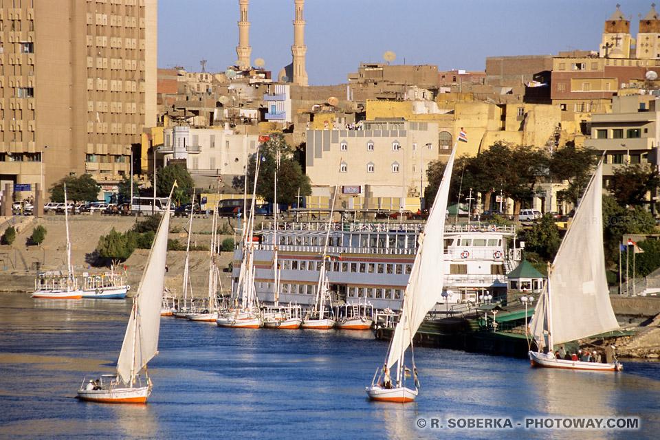Photos Assouan photo guide de tourisme à Assouan en Egypte