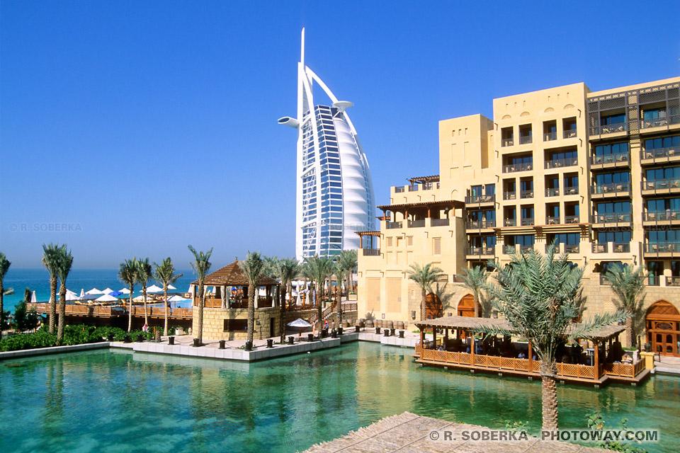 Image Photo Mina A'Salam photos hotels à Dubaï Jumeirah International