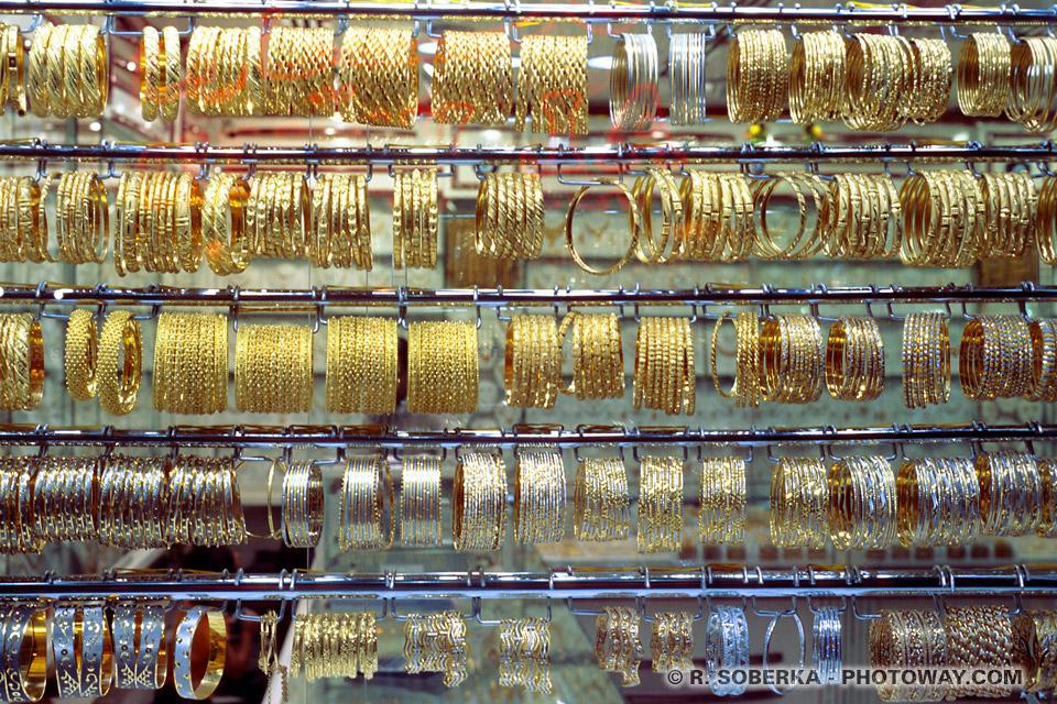 Photo de bracelet en or photos bracelets en or bijouterie à Dubaï
