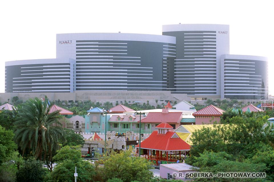 Hébergement à Dubaï guide des hotels : photos du Grand Hyatt