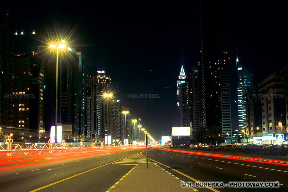 Image Photo du quartier d'affaires de Dubaï photos quartiers d'affaires