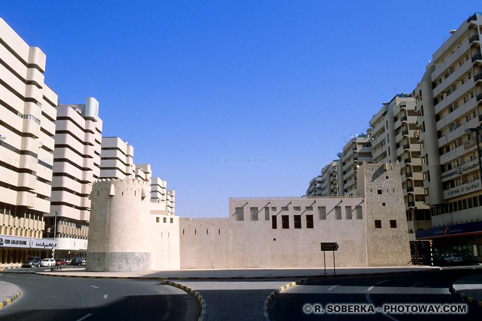 Image Photo du Fort Al-Hisn photos de Sharjah aux Emirats Arabes Unis