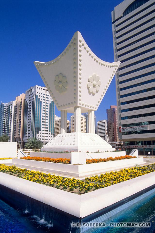 Voyage à Abu Dhabi voyages et vols aux Emirats Arabes Unis
